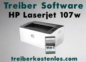 Treiber HP Laserjet 107w