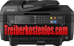 Treiber Epson wf-2760